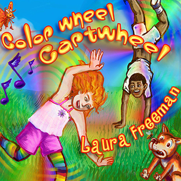 Laura_Freeman_Color_Wheel_Cartwheel_album_cover
