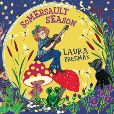 Laura_Freeman_Somersault_Season_album_cover